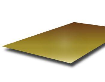 Brass Sheet CZ120 - 'Compo'